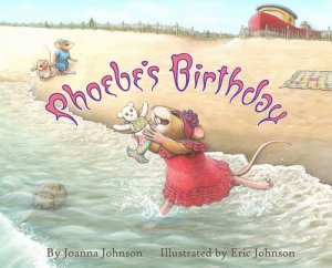 Brown Sheep Books - Phoebe's Birthday