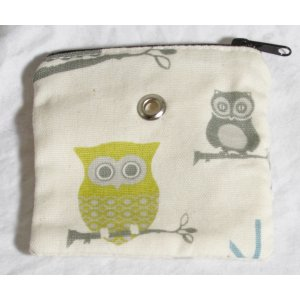 Top Shelf Totes Yarn Pop - Mini - Natural Owls