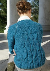 Imperial Yarn Native Twist Jefferson Pullover Kit - Women's Pullovers