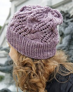 Madelinetosh Tosh Chunky Library of Congress Hat Kit - Hats and Gloves