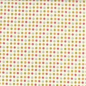 Sweetwater Noteworthy Fabric - Be Happy - Multi (5508 11)