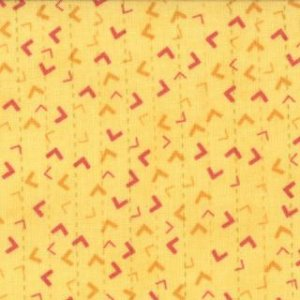 Sweetwater Noteworthy Fabric - Take a Road Trip - Daisy (5504  25)