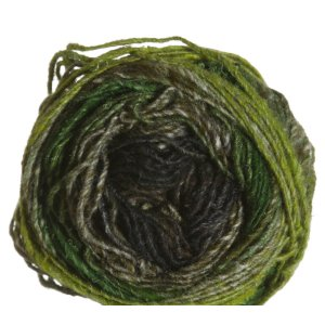Noro Takeuma Yarn - 06 Olive, Lime, Black