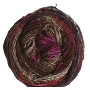 Noro Takeuma Yarn - 09 Fuschia, Wine, Brown