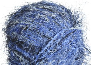 Crystal Palace Fizz Yarn - 7224 - Jeans (multi blues)