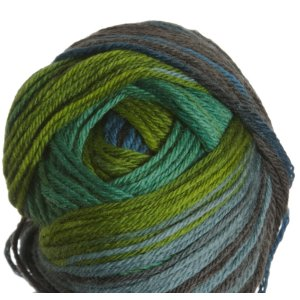 Classic Elite Liberty Wool Print Yarn - 7821 Caribbean Tide (Discontinued)