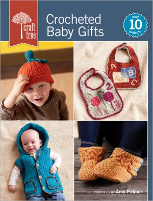 Craft Tree Books - Crocheted Baby Gifts
