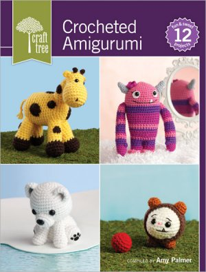 Craft Tree Books - Crocheted Amigurumi