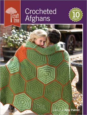Craft Tree Books - Crocheted Afghans