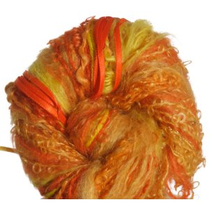 Be Sweet Magic Ball Yarn - Orange Carnival