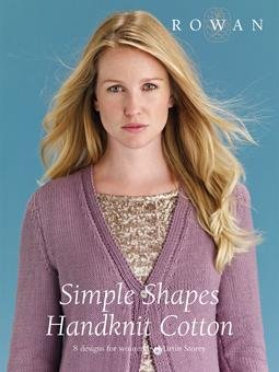 Rowan Pattern Books - Simple Shapes Handknit Cotton
