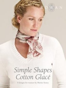 Rowan Pattern Books - Simple Shapes Cotton Glace