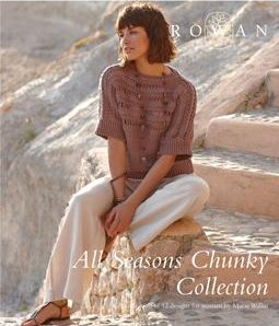 Rowan Pattern Books - All Seasons Chunky Collection
