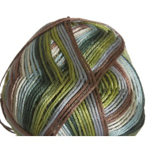Debbie Bliss Luxury Silk Print Yarn - 43 Tyrol