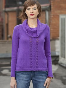 Cascade 220 Superwash Sport Prudence Pullover Kit - Women's Pullovers