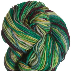 Noro Shiraito Yarn - 24 Lime, Green, Pink, Yellow (Discontinued)