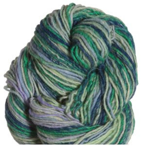 Noro Shiraito Yarn - 30 Green, Blue, Lavender