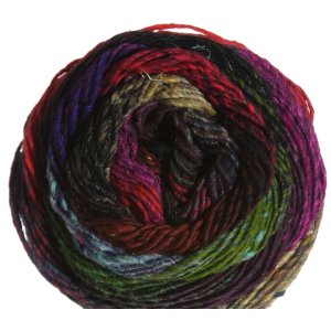 Noro Taiyo Yarn - 41 Red,Olive,Black,Purple, Brown (Discontinued)