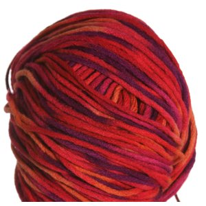 Crystal Palace Cuddles Print Yarn - 7007 Firebird