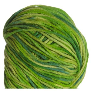 Crystal Palace Cuddles Print Yarn - 7010 Spring Greens