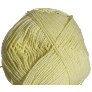 Crystal Palace Cuddles DK Yarn - 0103 Soft Yellow