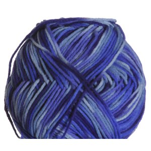 Crystal Palace Cuddles Print DK Yarn - 2005 Denim Blues