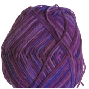Crystal Palace Cuddles Print DK Yarn - 2008 Purple Prism