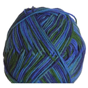 Crystal Palace Cuddles Print DK Yarn - 2009 Teal Seas