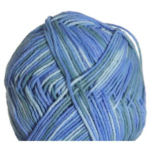 Crystal Palace Cuddles Print DK Yarn - 2014 Blue Pool
