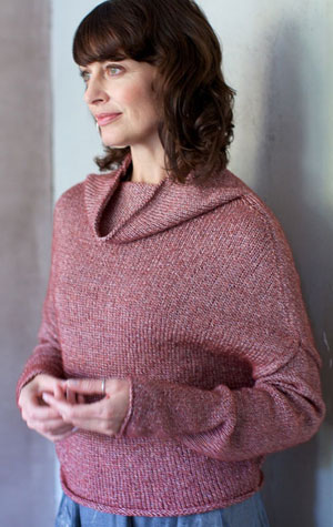 Berroco Elements Oriona Pullover Kit - Women's Pullovers