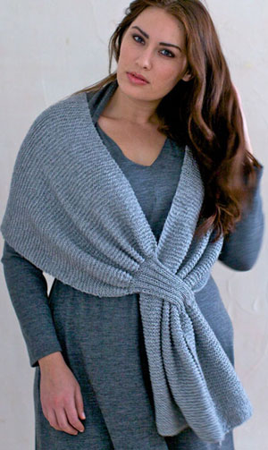 Berroco Elements Tauri Wrap Kit - Scarf and Shawls