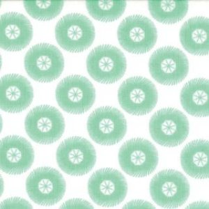 Aneela Hoey Posy Fabric - Daisy - Lily of the Valley (18556 18)