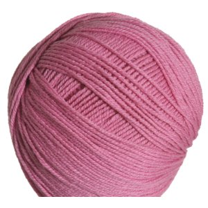 Rowan Wool Cotton 4ply Yarn - 498 Old Rose