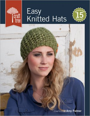 Craft Tree Books - Easy Knitted Hats