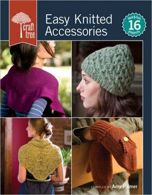 Craft Tree Books - Easy Knitted Accessories