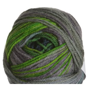 Classic Elite Liberty Wool Print Yarn - 7823 Deep Tropical Sea (Discontinued)