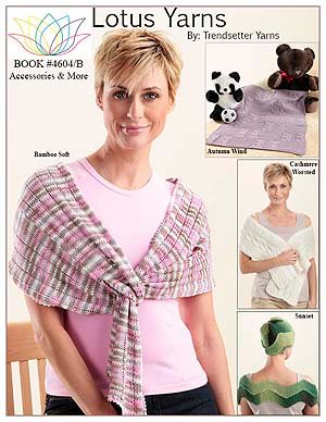 Trendsetter Pattern Books - Lotus Accessories & More 4604B