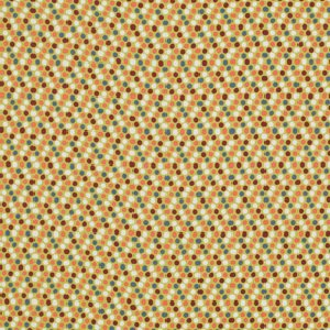 Felicity Miller Charleston Farmhouse Fabric - B Dotted - Chartreuse