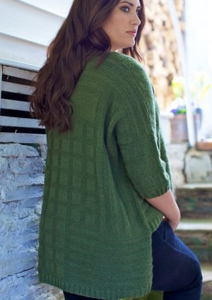 Berroco Ultra Alpaca Light Furthermore Pullover Kit - Women's Pullovers