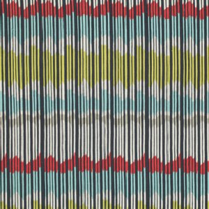 Felicity Miller Charleston Farmhouse Fabric - Rhythm Stripe - Night