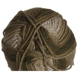Plymouth Encore Worsted Colorspun Yarn - 7658 Taupe Ombre