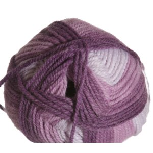 Plymouth Encore Worsted Colorspun Yarn - 7659 Grape Ombre