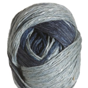 Plymouth Linen Concerto Yarn - 0073 Indigo Splash