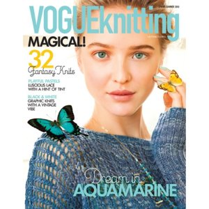 Vogue Knitting International Magazine - '13 Spring/Summer