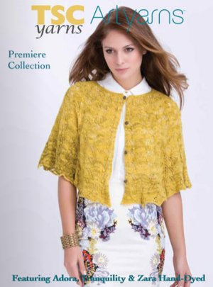 TSC Artyarns Books - Premiere Collection