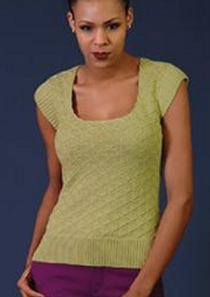 Rowan Siena 4 ply Zest Top Kit - Women's Pullovers