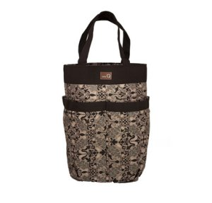 della Q Cleo Yarn Caddy (Style 330-1) - 507 Toffee Crumpet (Discontinued)