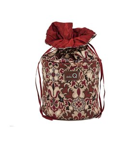 della Q Pippa Yarn Dispenser (Style 240-1) - 509 Cherry Crumpet