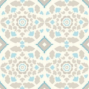 Dena Designs Taza Fabric - Josephine - Neutral