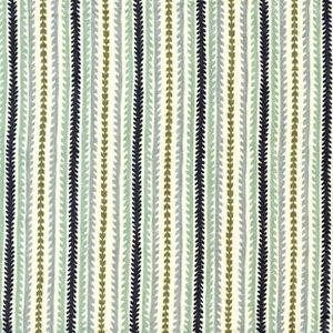 Denyse Schmidt Hope Valley Fabric - Canyon Stripe - New Day